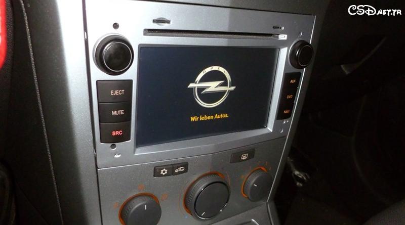 Opel Astra Teyp Sıfırlama