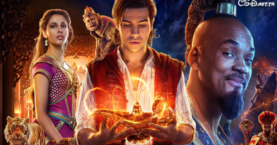 Disney Aladdin Sinemalarda