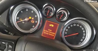 Aracı En Yakin Zamanda Servise Götürün Uyarısı